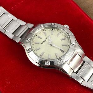 Vintage Tourneau Designed for Honda Silver Watch